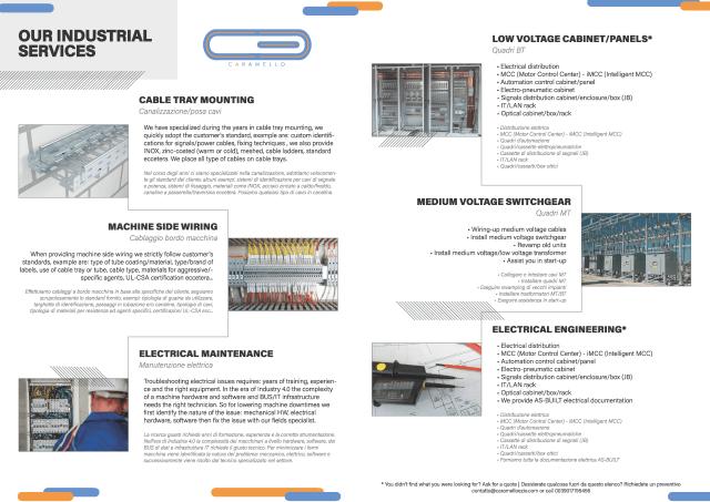 Brochure pagina 1