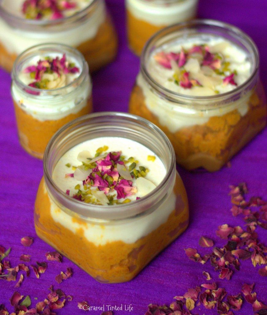 Diwali Dessert Jar