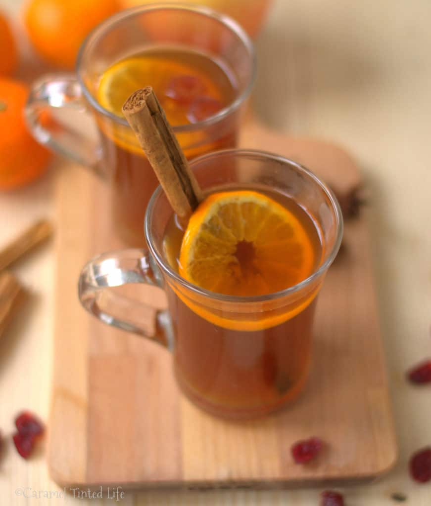 Mulled Apple Juice Is A Non-alcoholic Holiday Drink, Ideal