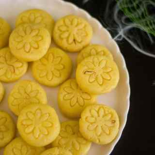 Quick and Easy Badam Peda