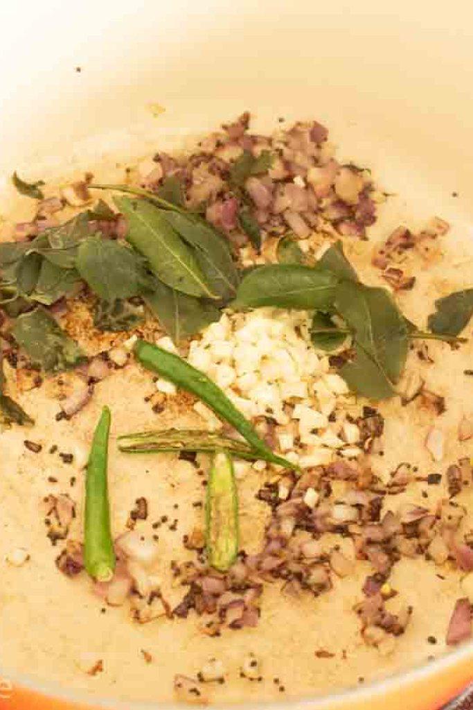 Instant Pot Goan Prawn Curry
