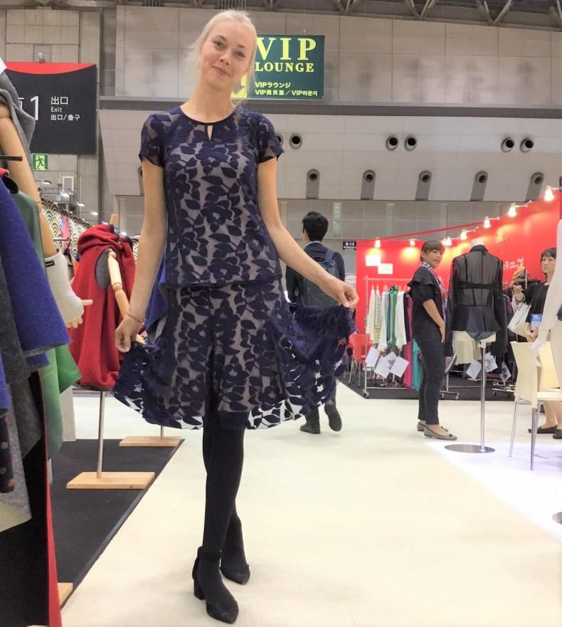 Caramel in Tokio Fashion World