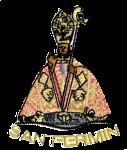 Clipart Santo San Fermin