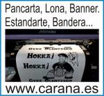 Lona, Bandera, Impresa