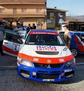 Angel Domenech - CAR and GAS - RallySprint Canencia 2013