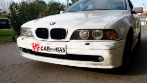 BMW 530 Frontal
