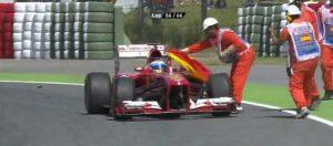 Comisarios F1