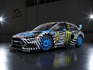 Ken Block Focus RS RX