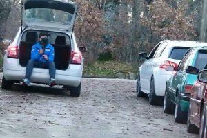 Rodaje Familia GTI Peugeot