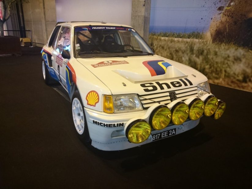 205 Ari Vatanen