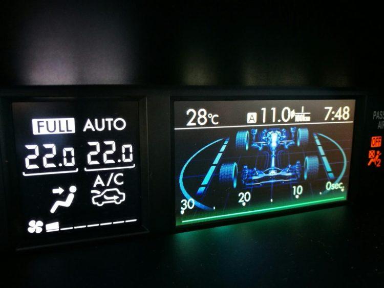 Subaru Levorg. AWD.