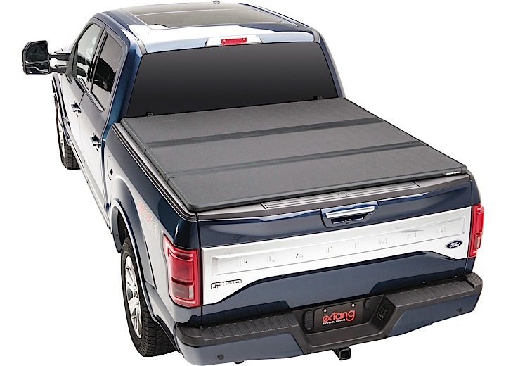 Installation Of One Extang Trifecta Tonneau Cover Or