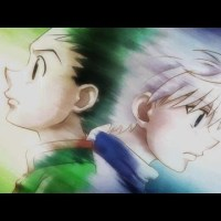 Characters that made my year - Gon Freecs & Killua Zoldyck (The 12 Days of Anime: Day 12)