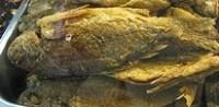 cara menghindari letusan ikan saat menggoreng