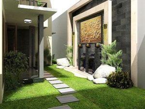 cara membuat taman minimalis sendiri di rumah