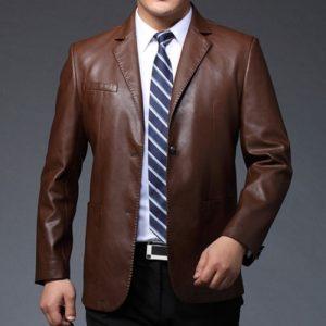 cara mencuci jaket kulit yang benar