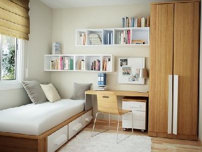 cara menata kamar tidur agar terlihat lebih luas