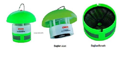 perangkap nyamuk aman buatan CMOS