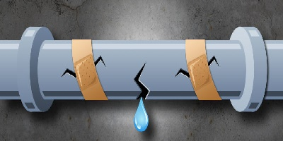 cara mengatasi kebocoran pipa air