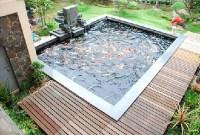 cara mengatasi kebocoran kolam ikan