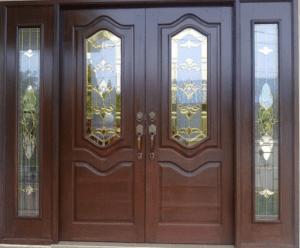 Contoh Model Pintu Rumah Minimalis 2 Pintu Terbaru