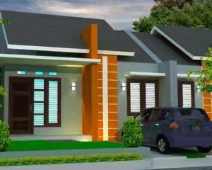 Model Rumah Minimalis Type 36 Sederhana 3