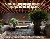 Ide Desain Taman Dalam Rumah Minimalis Paling Asri Dan Menawan