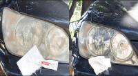 Cara Membersihkan Kap Lampu Motor Yang Kotor