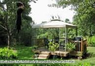 Ide Gazebo Unik Untuk Desain Taman Belakang Rumah Minimalis