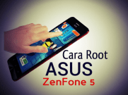 Cara Root ASUS Zenfone 5 Tanpa PC