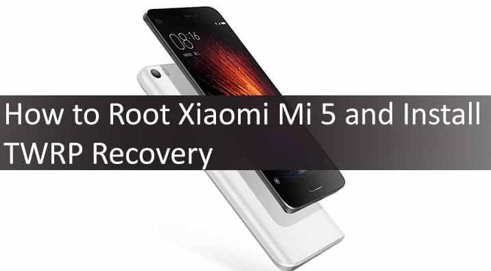 Cara Root Xiaomi 5 Melalui Laptop