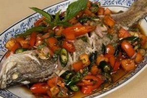 resep masakan sambal ikan colo
