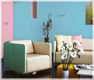 Pemilihan Warna Cat Menurut Feng Shui - Pedoman Untuk Interior Rumah