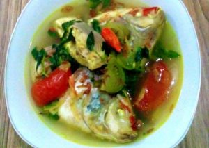 resep sop ikan nila segar penggugah selera