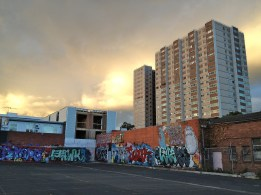 Vacant site Collingwood