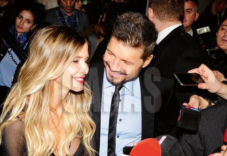 Marcelo Tinelli y Guillermina Valdés, cada vez más cerca del casamiento