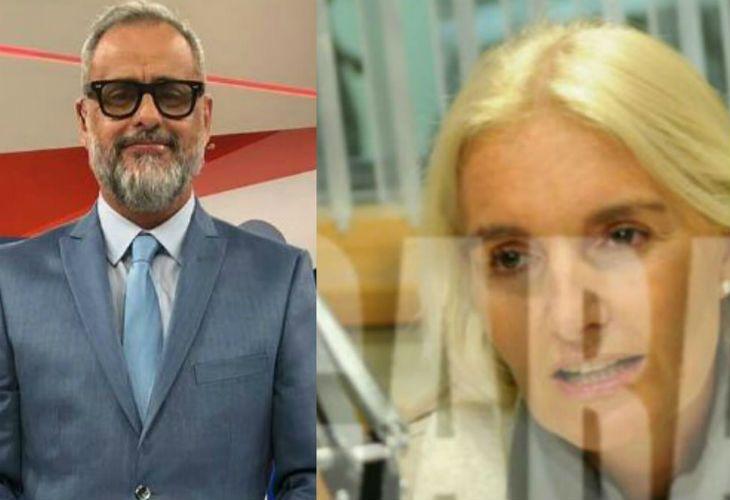 Jorge Rial habló del posible acercamiento de Silvia D'Auro con Morena