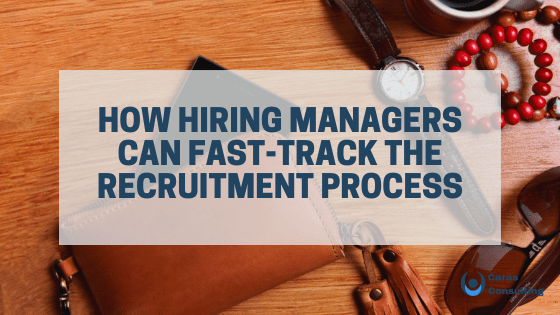 How Hiring Managers Can Fast-Track the Recruitment Process - blog image