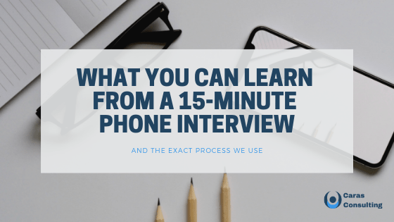 What you can learn from a 15-min phone interview - blog headerWhat you can learn from a 15-min phone interview - blog headerWhat you can learn from a 15-min phone interview - blog headerWhat you can learn from a 15-min phone interview - blog headerWhat you can learn from a 15-min phone interview - blog header