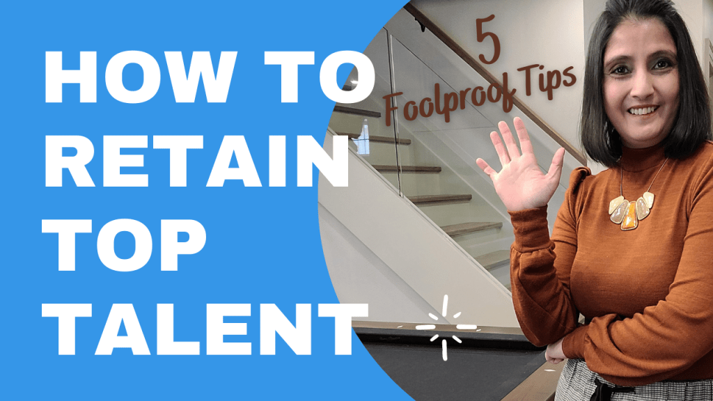 Retaining top talent - tips for small businesses thumbnail