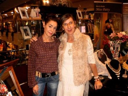 Mi amiga María Galán de Miss Patty Largas