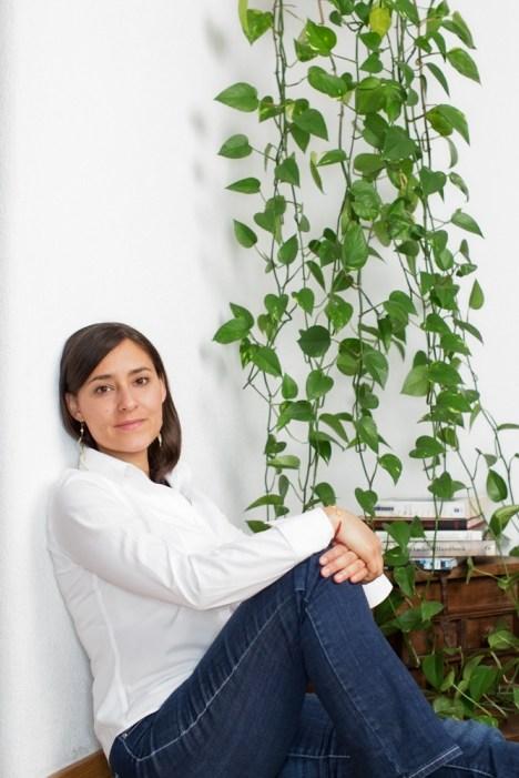 Johanna Mejía, dundadora y directora de Amalena