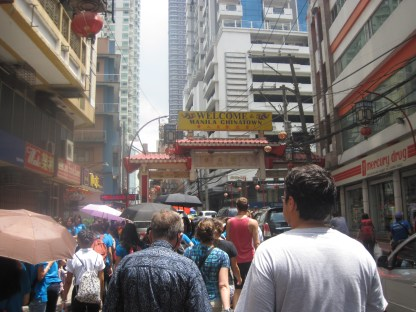 The oldest China Town in the world
