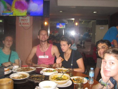 busog gid (super full) after a ridiculous amount of Chinese food