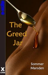 The Greed Jar by Sommer Marsden Erotic Book review