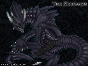Bad Dragon Xenogon Dildo Review