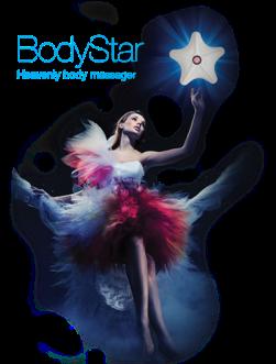 Rocks Off BodyStar Massager Vibrator