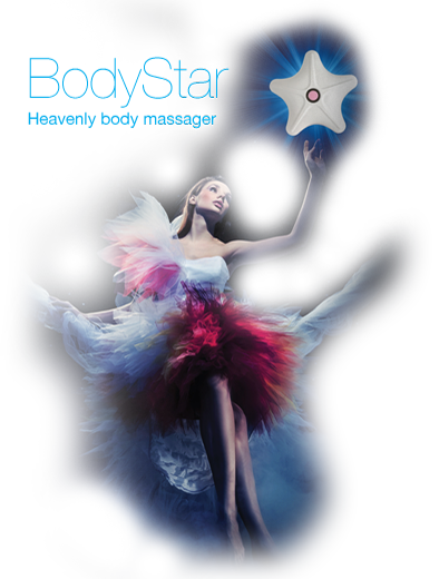 Rocks Off BodyStar Massager Vibrator