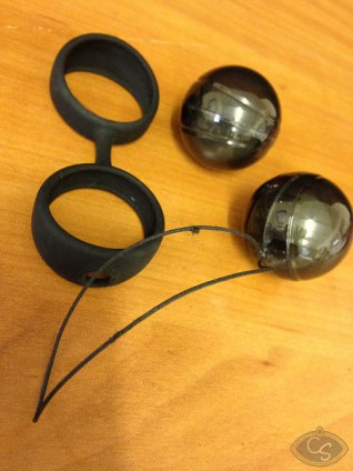 LELO Luna Beads Noir love eggs & kegel balls review