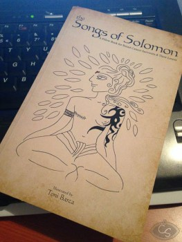 songs of solomon pillow book tony barca review